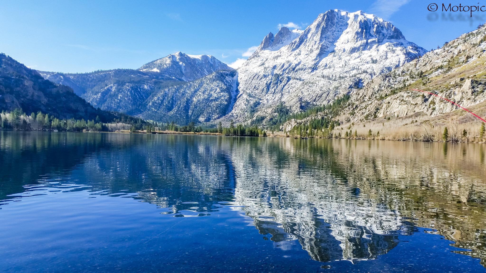 Silver Lake by J.E. Alba