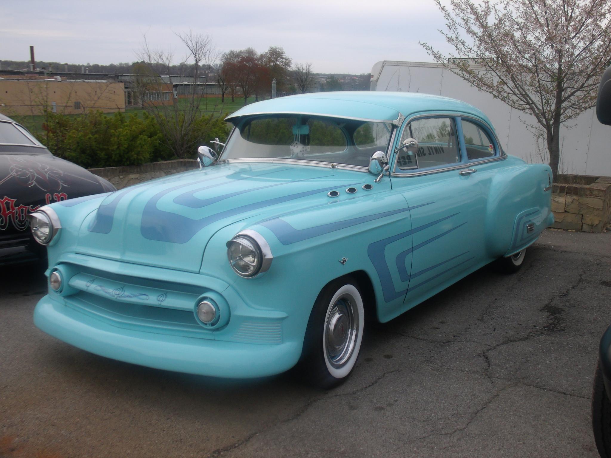 Another Vintage Automobile by Michael Glaze, Jr.