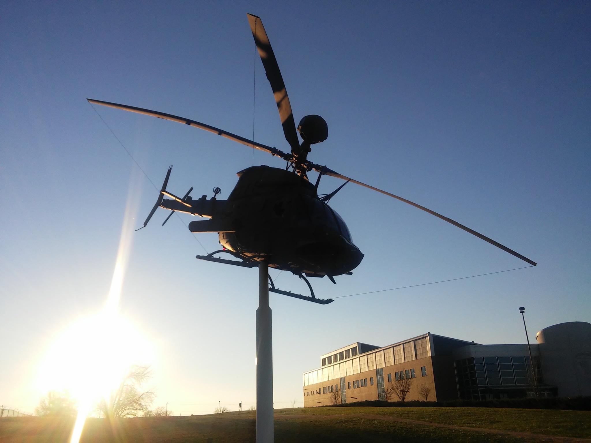 OH-58D Kiowa Warrior by Michael Glaze, Jr.
