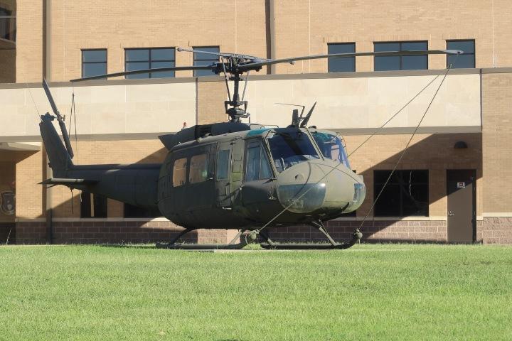 "UH-1H Iroquois ""Huey"" by Michael Glaze, Jr."