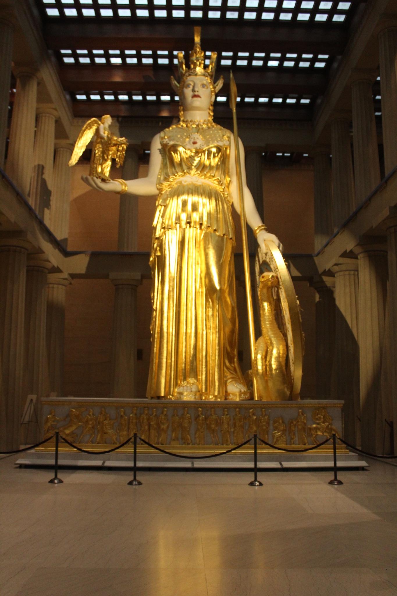 Athena The Goddess of Wisdom, War & Craft by Michael Glaze, Jr.