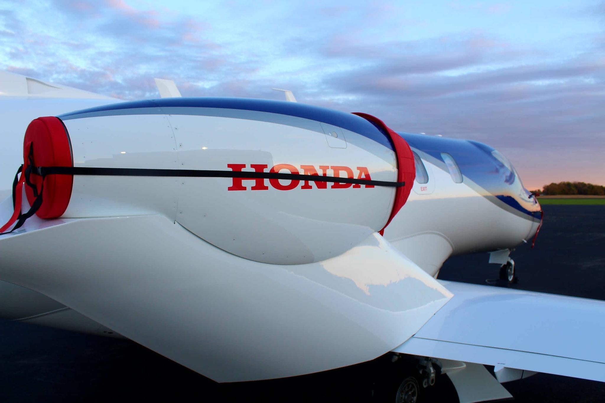 HondaJet by Michael Glaze, Jr.