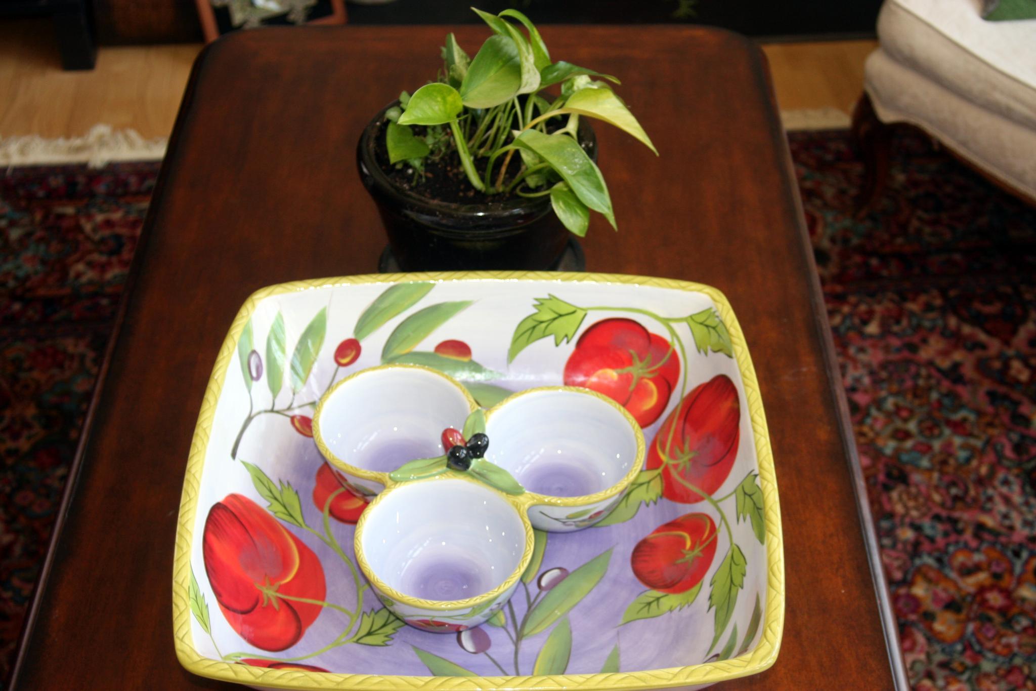 Easter table by Jaroslav Reznicek
