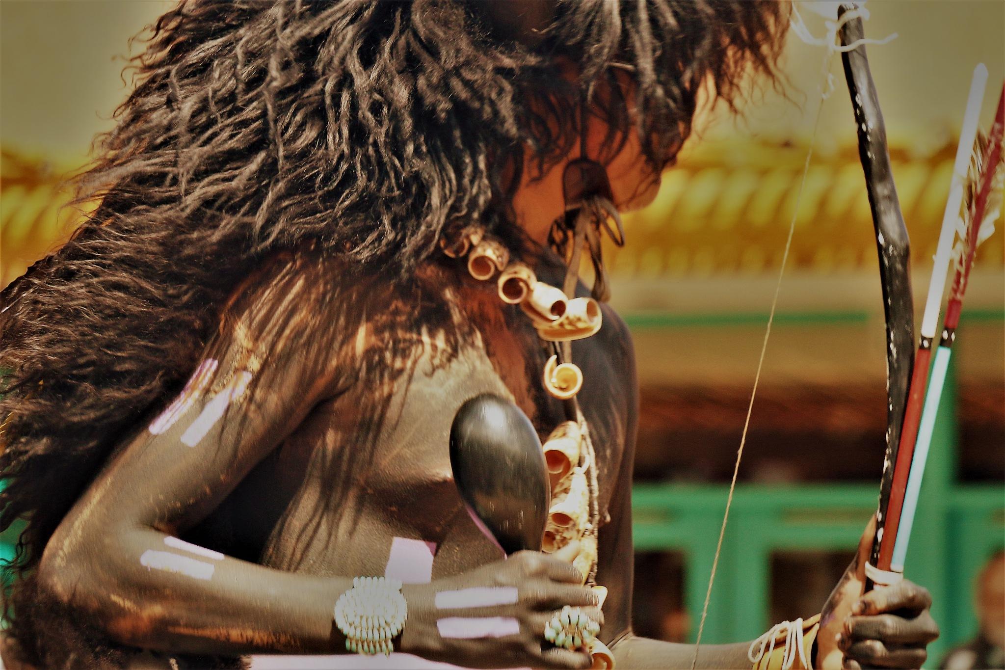 Acoma Buffalo Dancer by tery.robertson