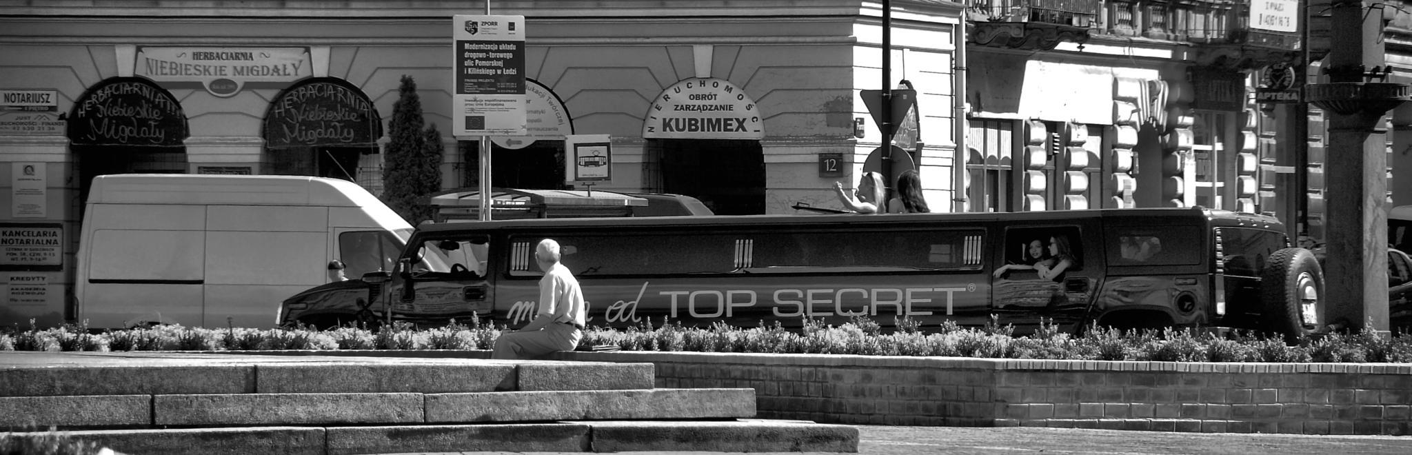 Top secret by piotr.b.tubylec