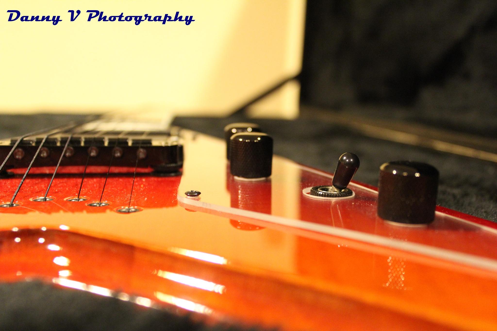 ESP/LTD DV8-R SE #48 of 200 by Danny V Photography