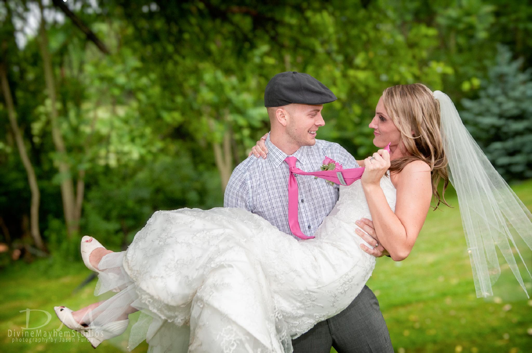 Just Married! by Jason Furda