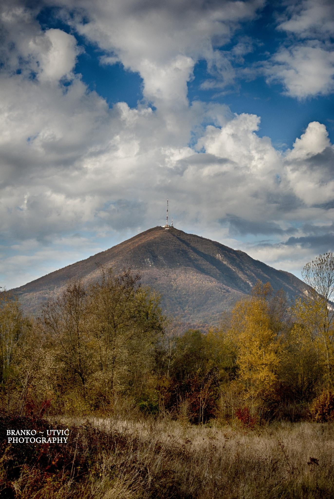 Mountain Ovcar by branko.utvic