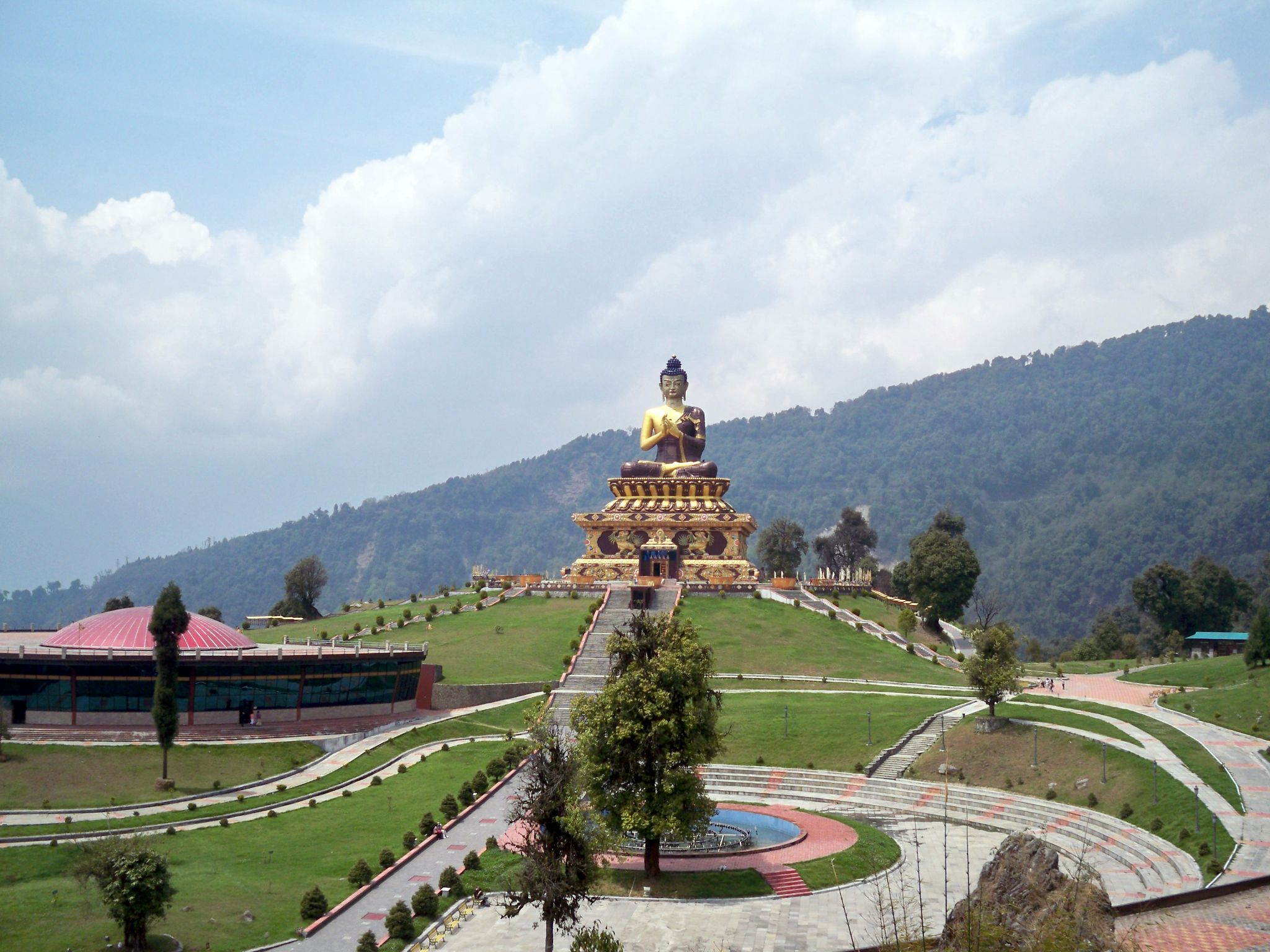Buddha by bodhisatya