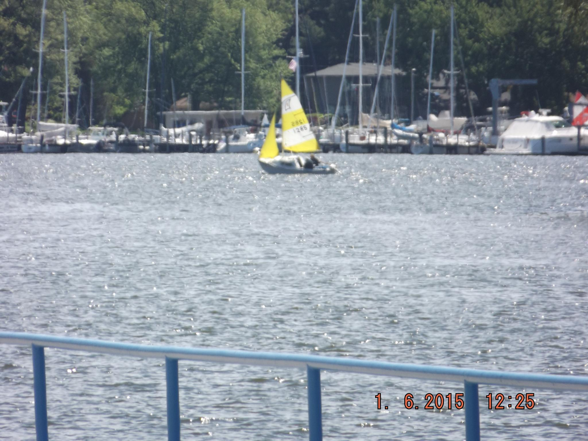 Beautiful day for a sail by daneise