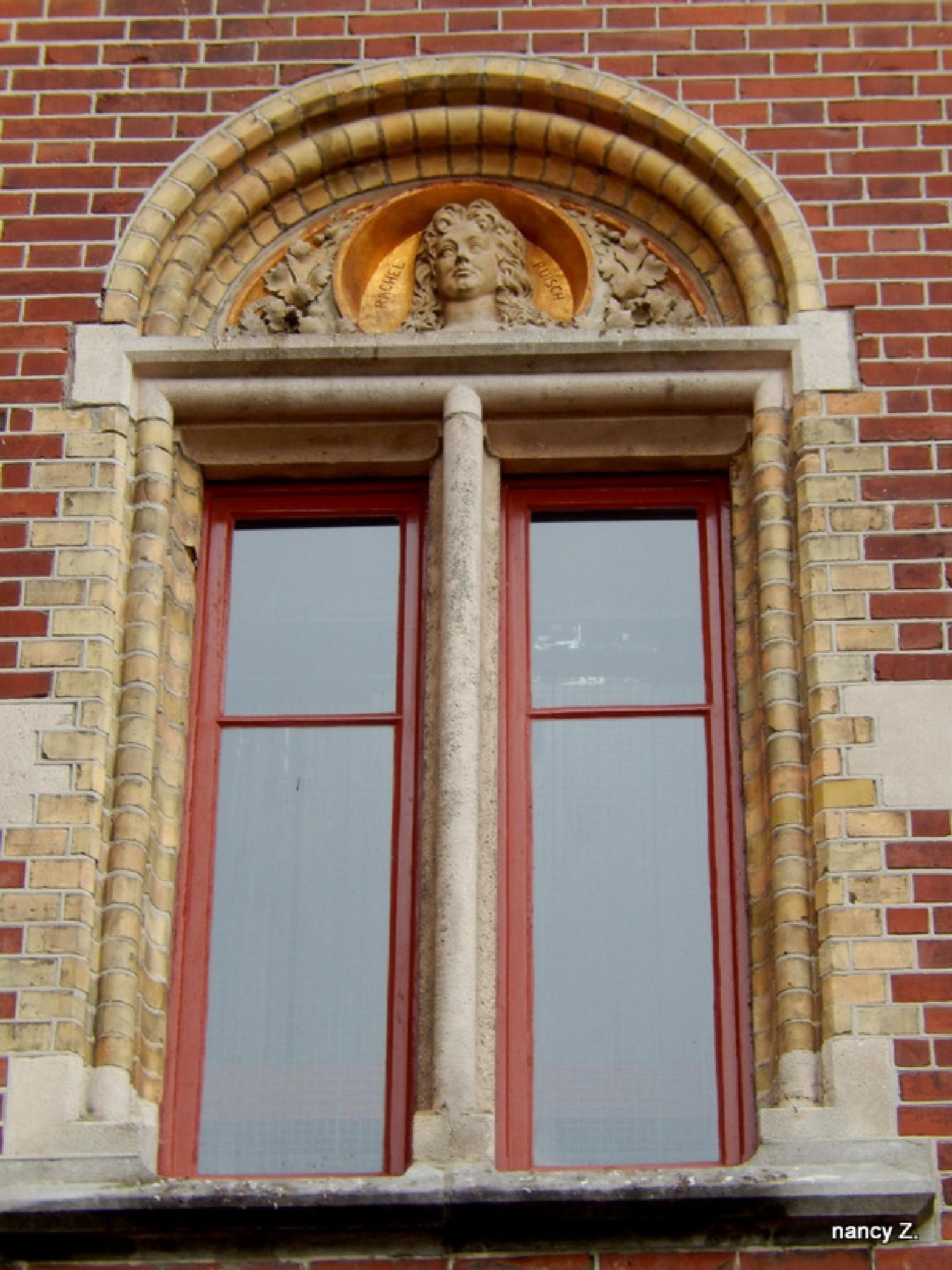 Window by Nancy Zuiderwijk