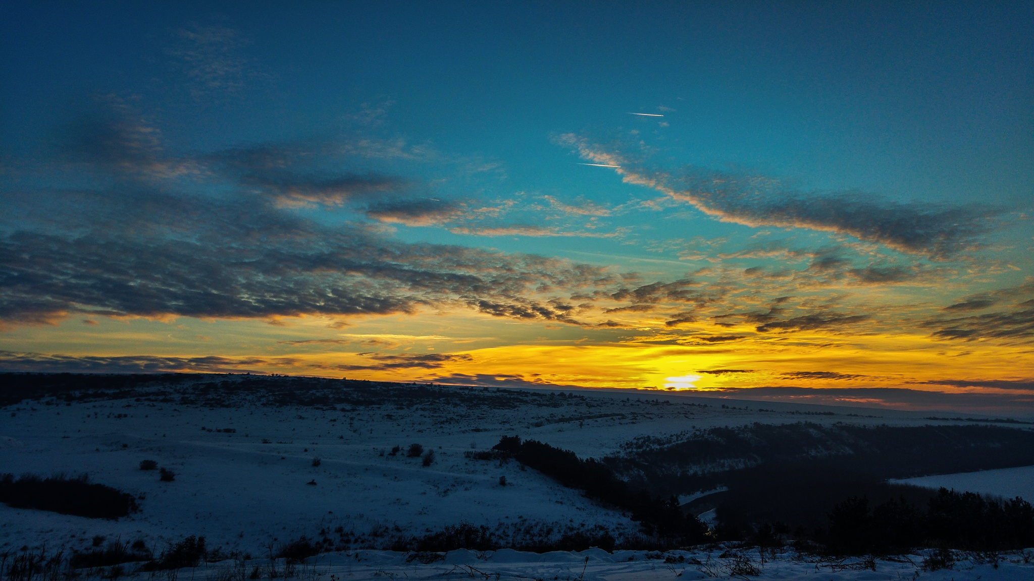 Sunset by Tsvetan Ganev-CECLII
