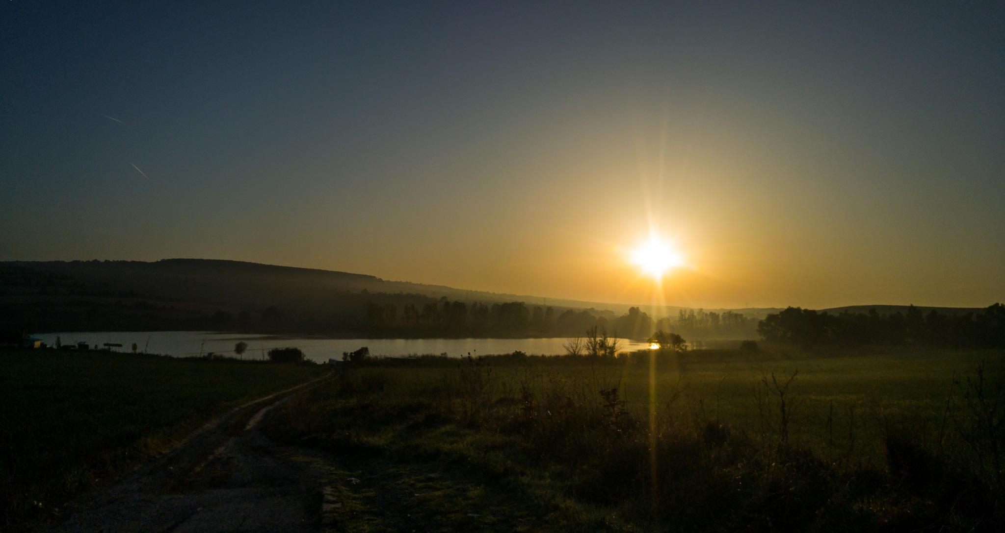 Sunrise by Tsvetan Ganev-CECLII