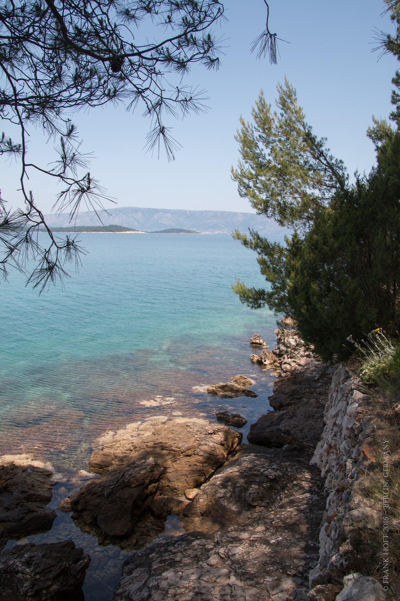 Holiday in Croatia by Frank Höft