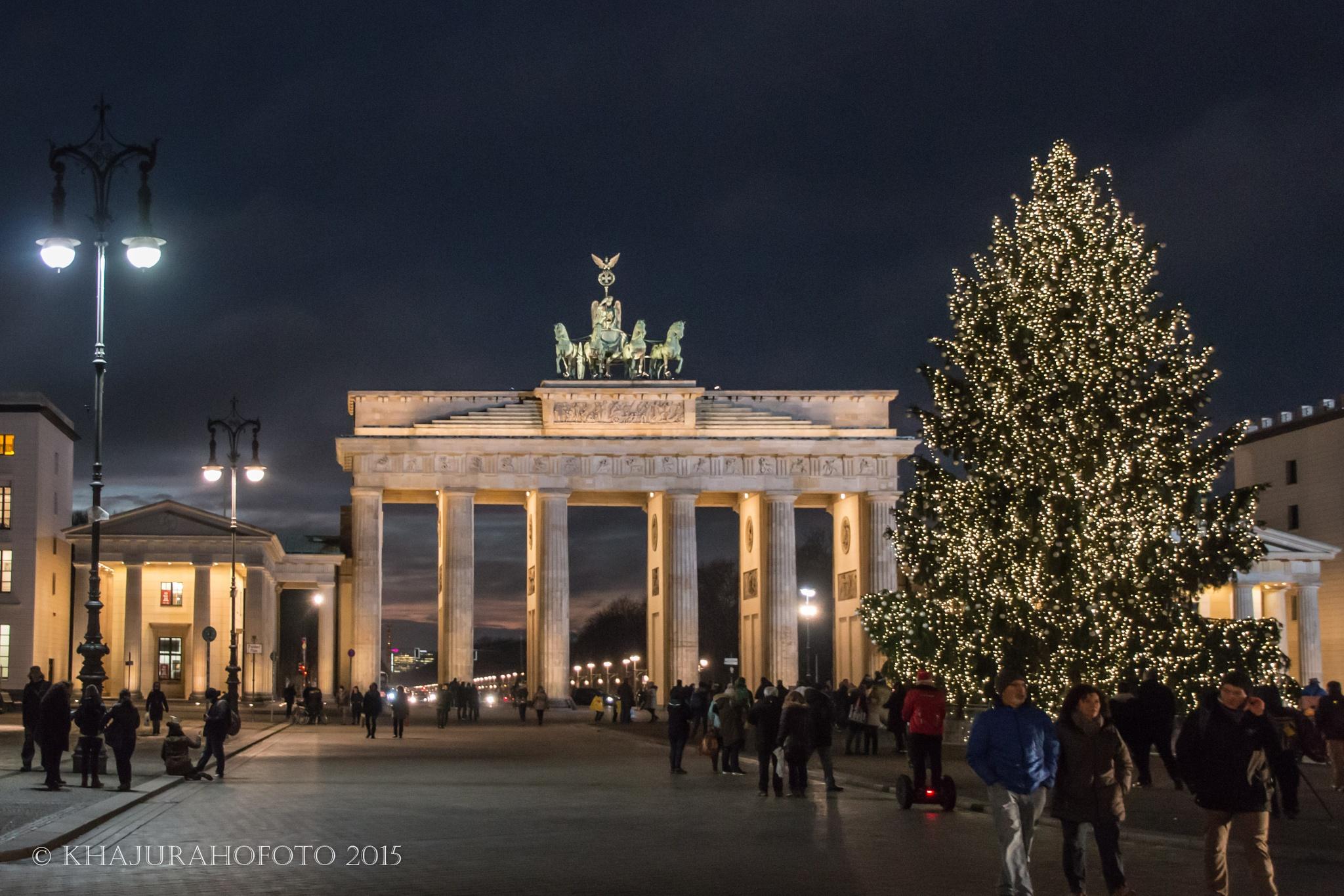 christmas time in Berlin by Frank Höft