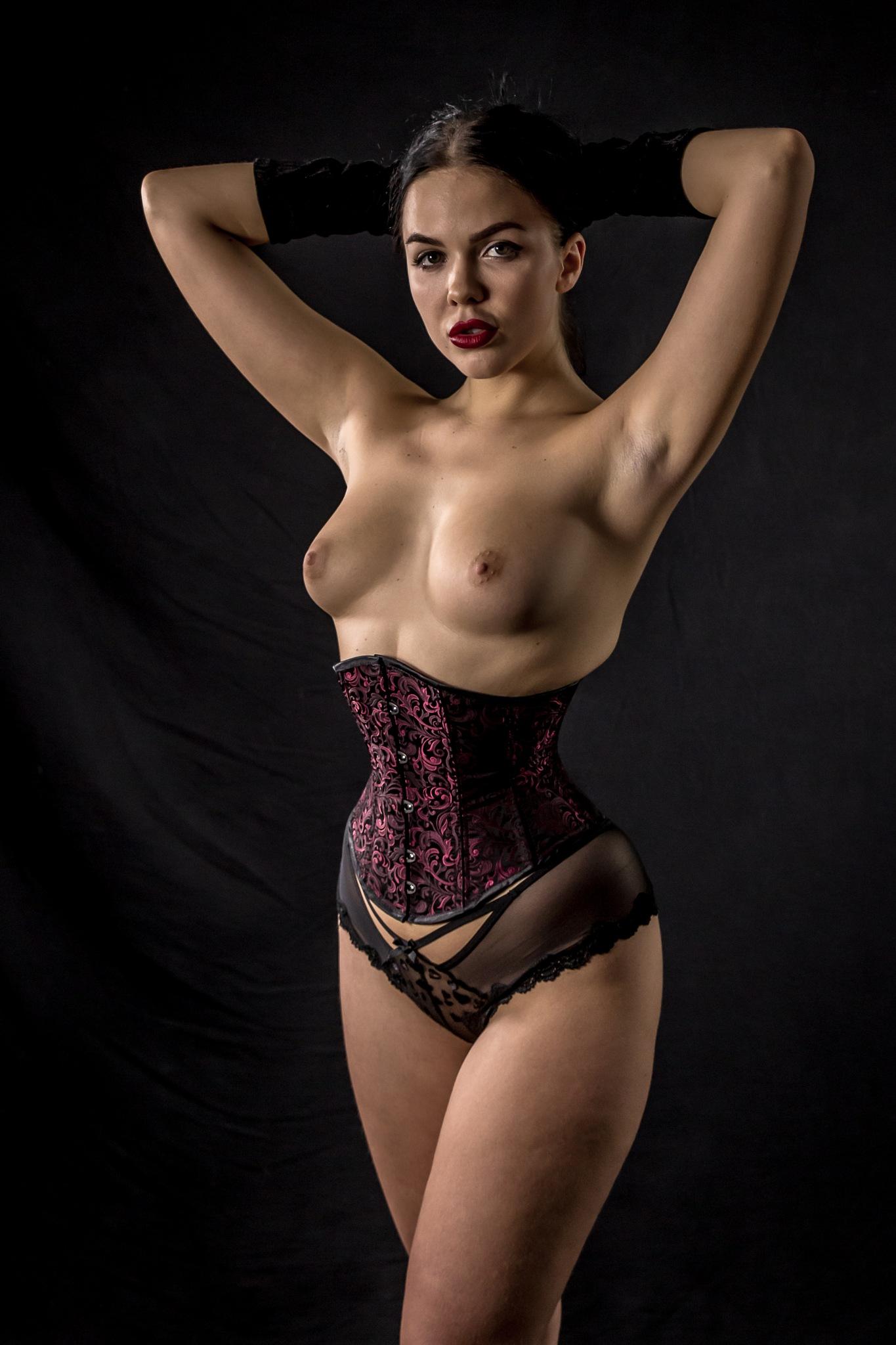 Photo in Nude #girl #nude #beauty #slim