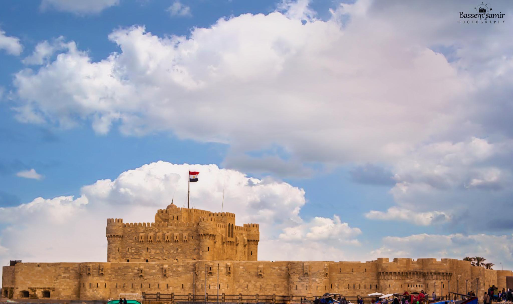 Castle by bassem samir