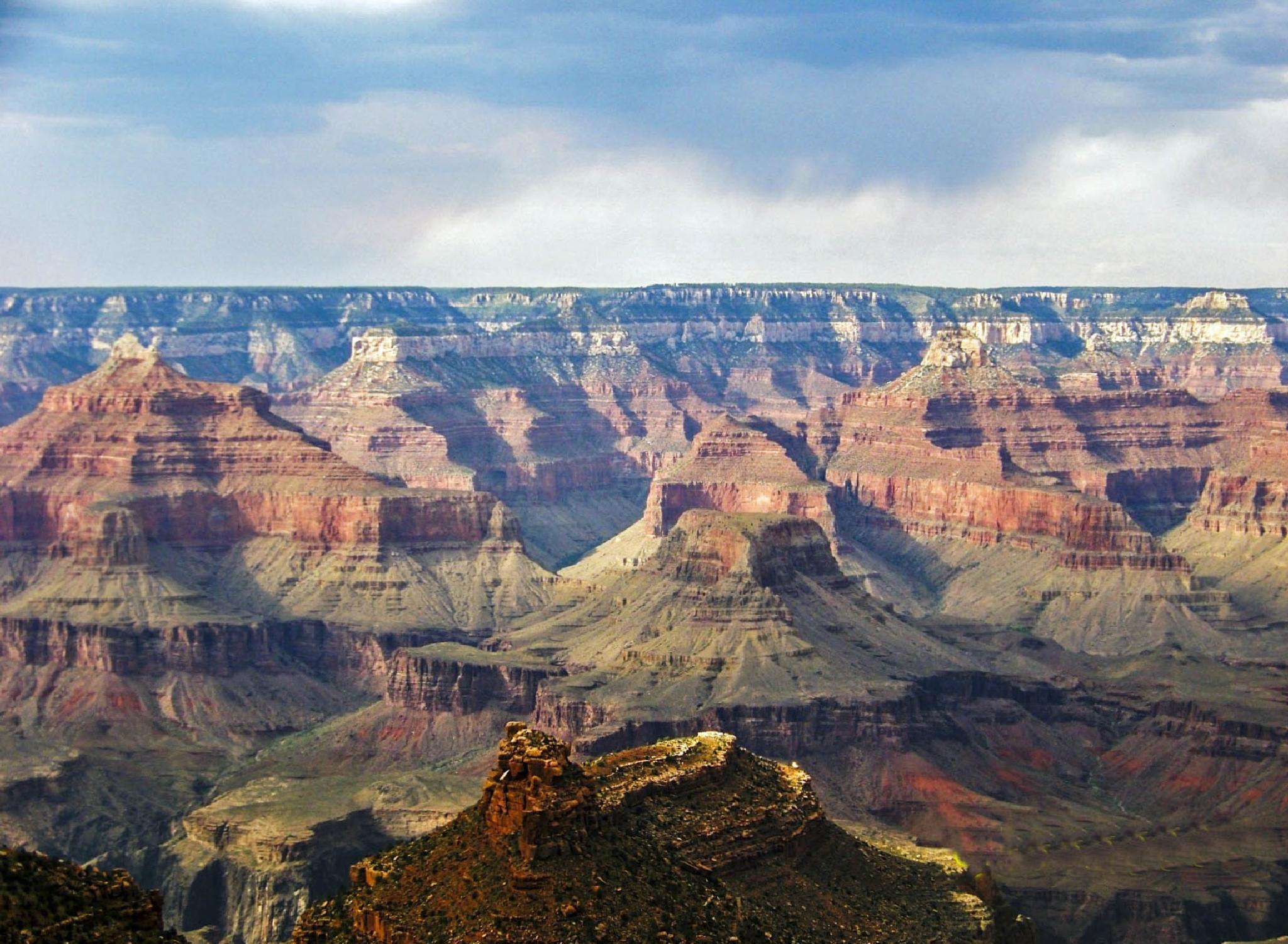 grand canyon  by tracy dake