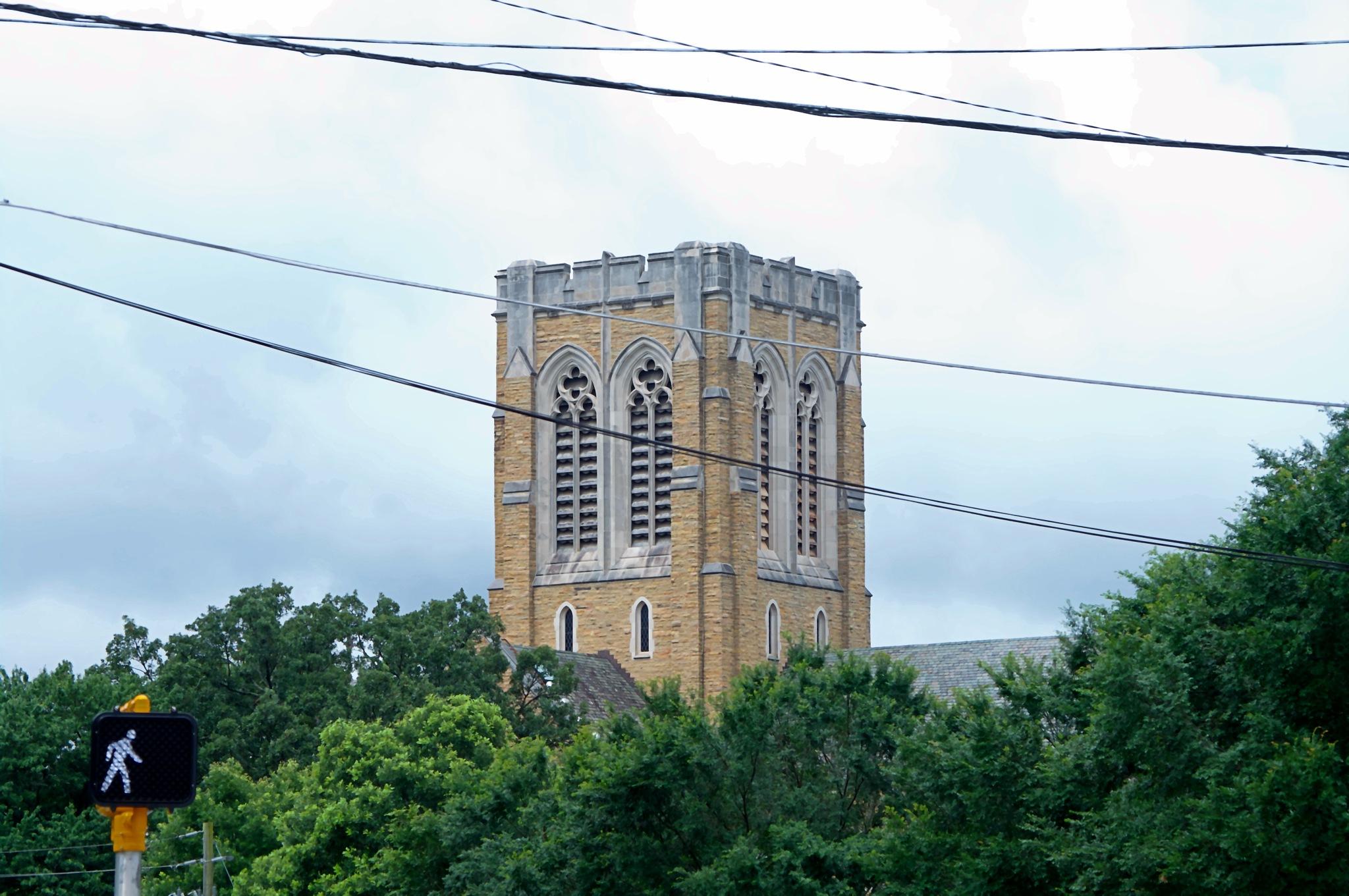 Church bldg in Atlanta by Joey Fernandez