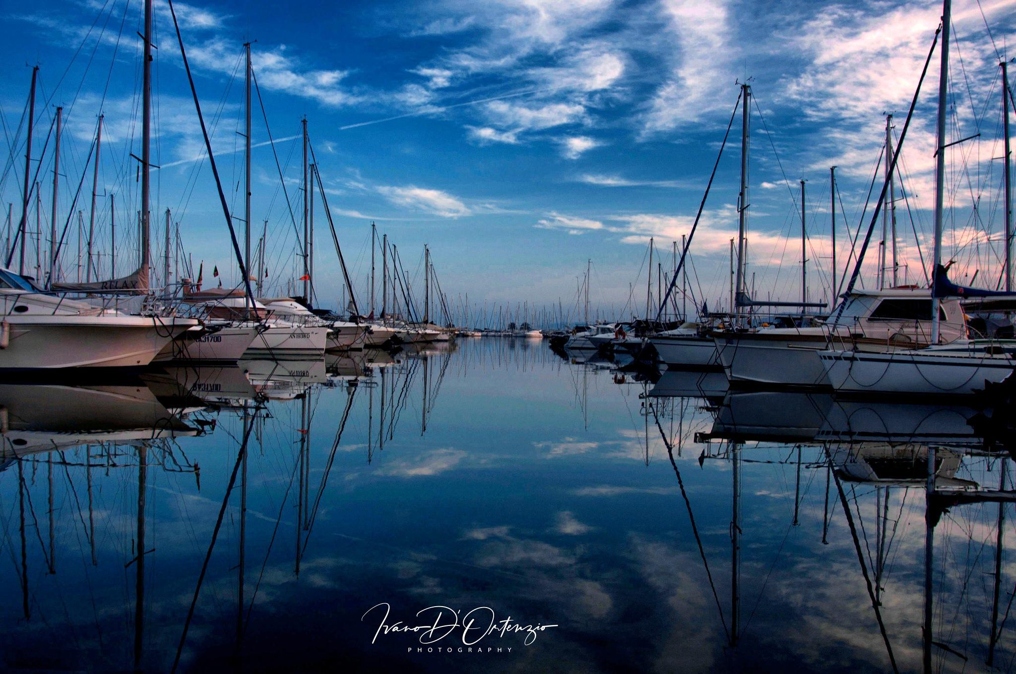 the Marina by Ivano D'Ortenzio