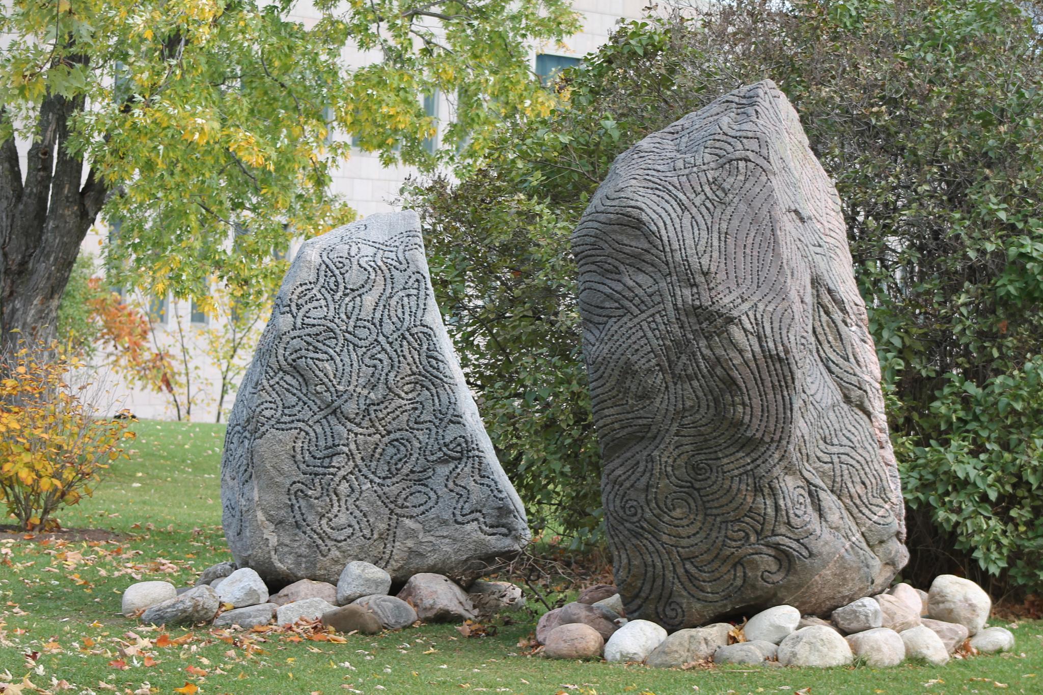 Artistic Rocks by Robert Rusaw