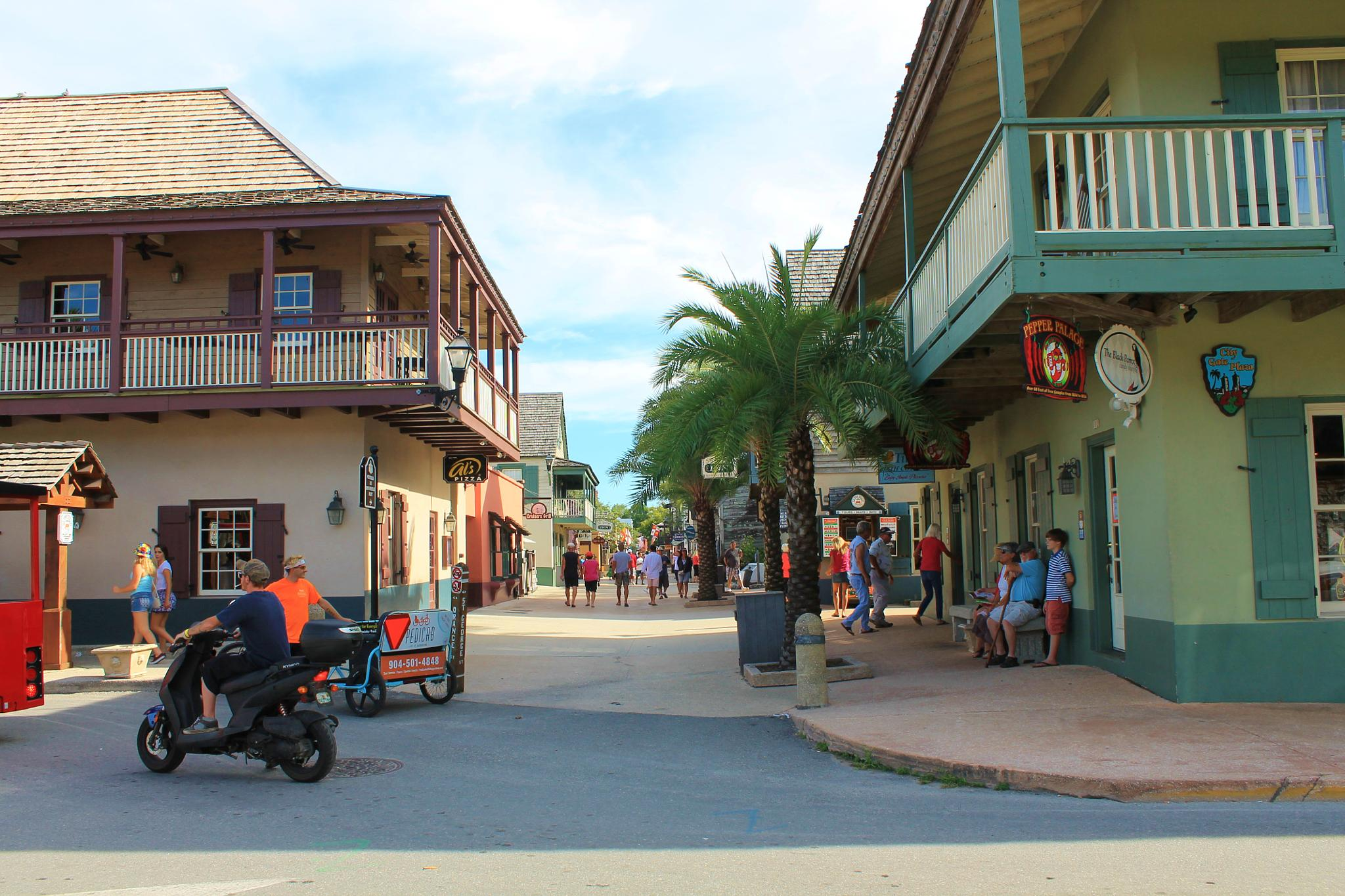 Photo in Cityscape #historic #old town #florida