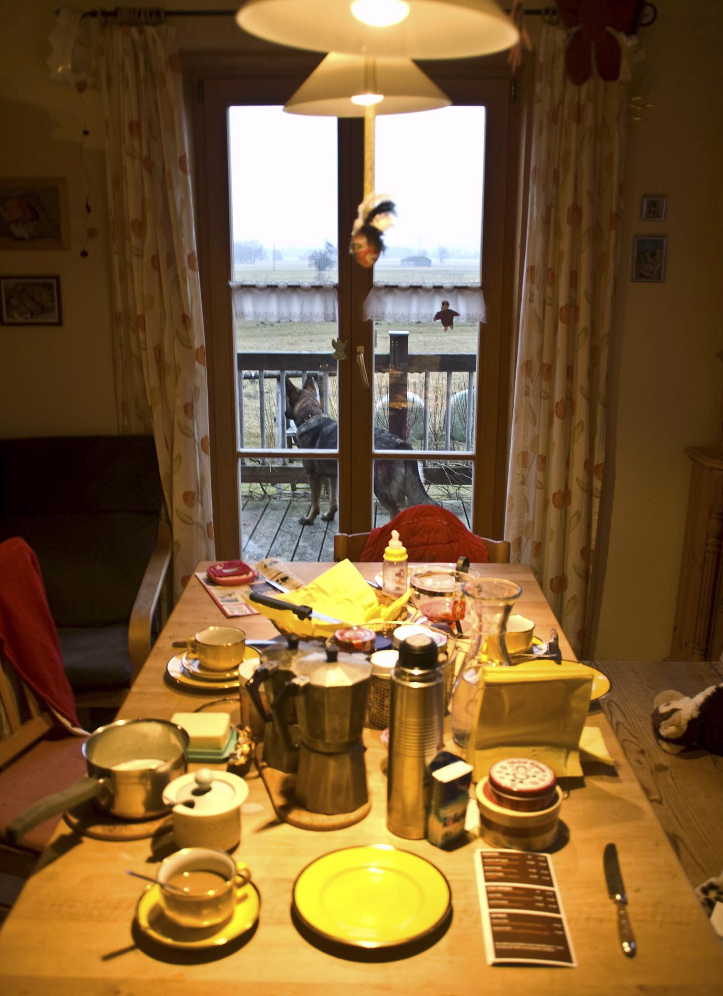 Breakfast in my hut. by ben.wendler.1