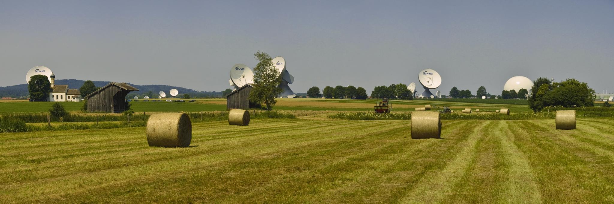 Hay harvest! by ben.wendler.1