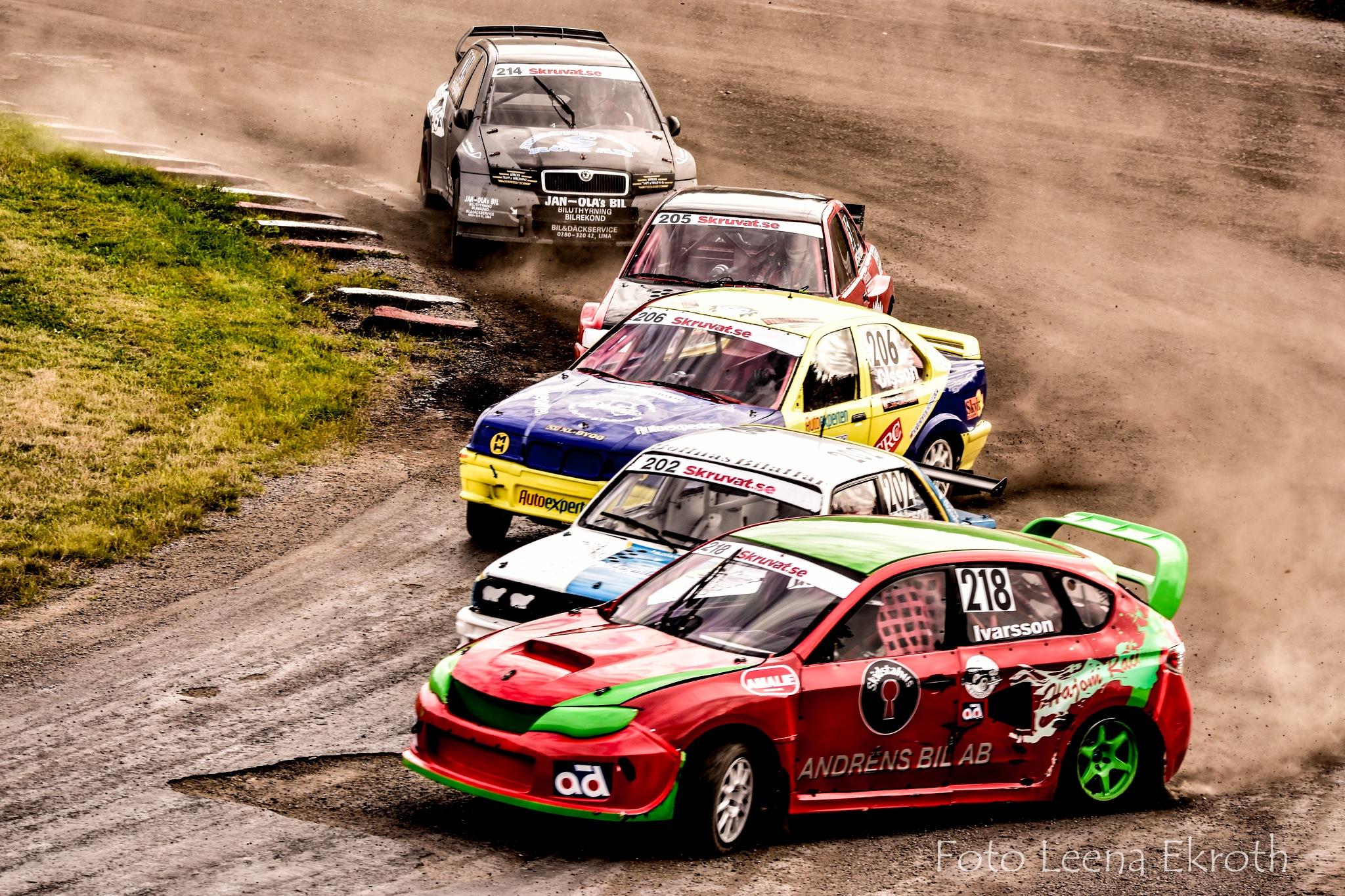 Swedish Masters in Rallycross,4 by leena.ekroth