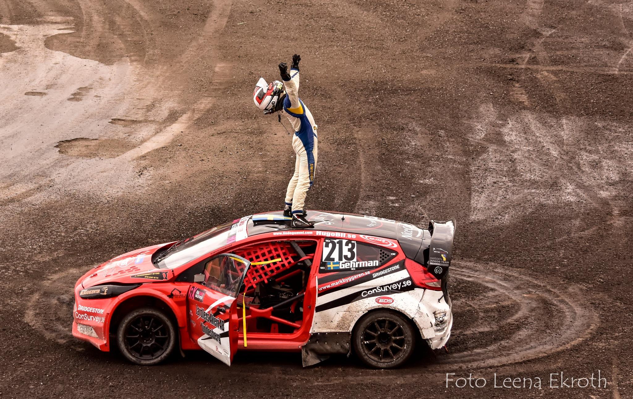 Swedish Masters in Rallycross,1 by leena.ekroth