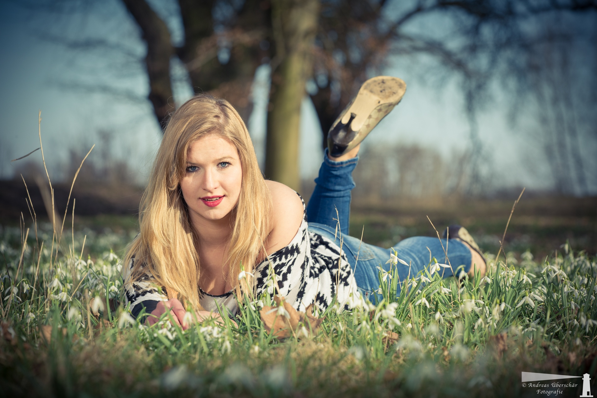 der Frühling ist nah - spring is coming by Andreas Überschär Fotografie
