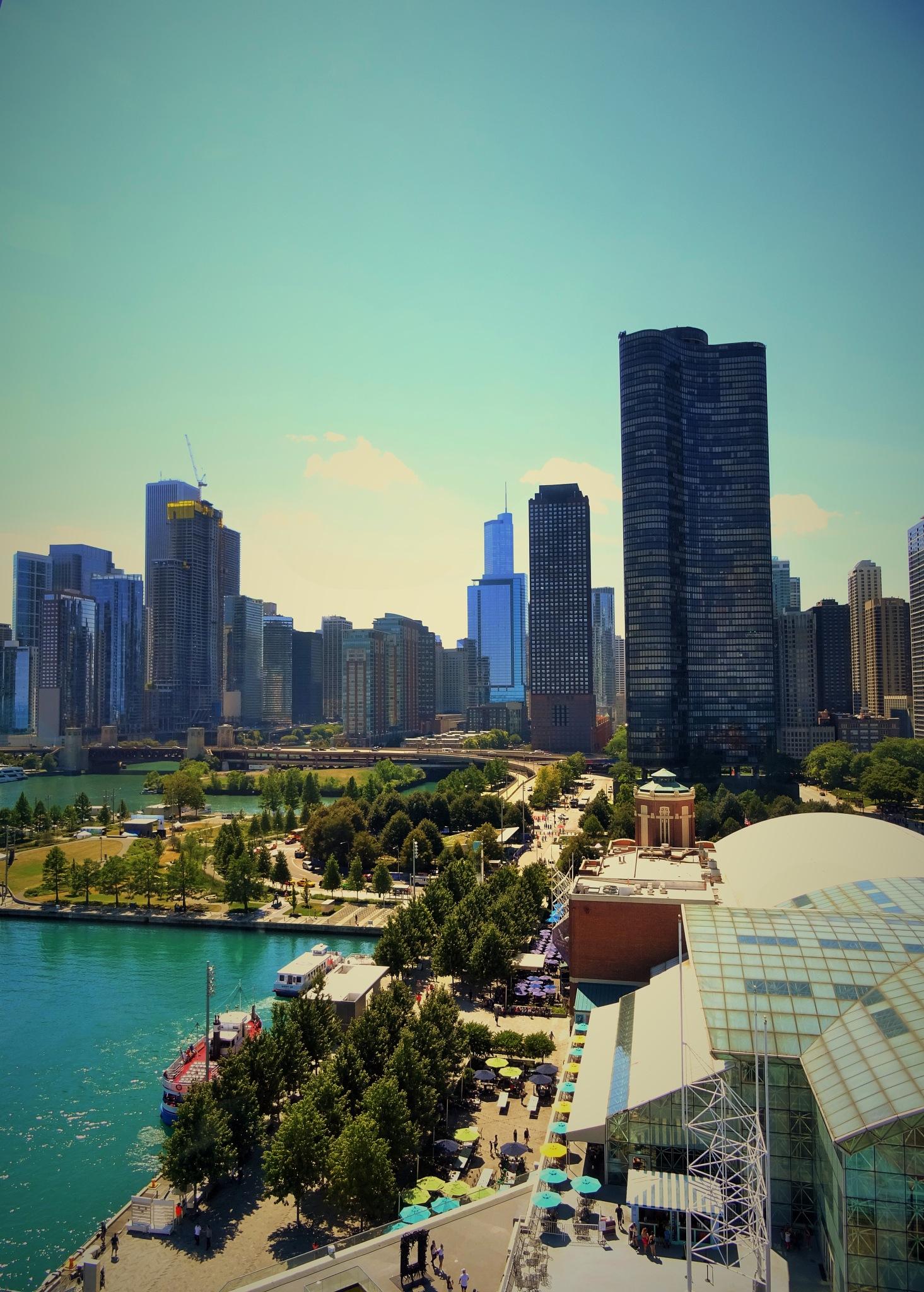 Chicago. by vita.tucaite