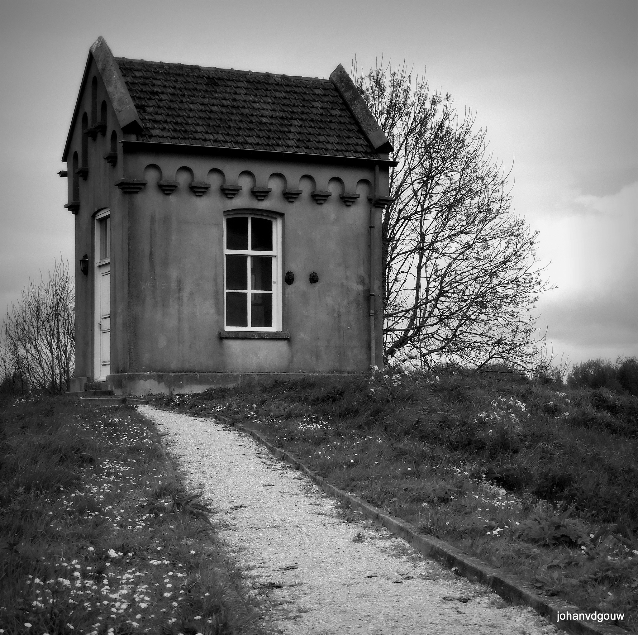 scale house 4 by johan.vandergouw