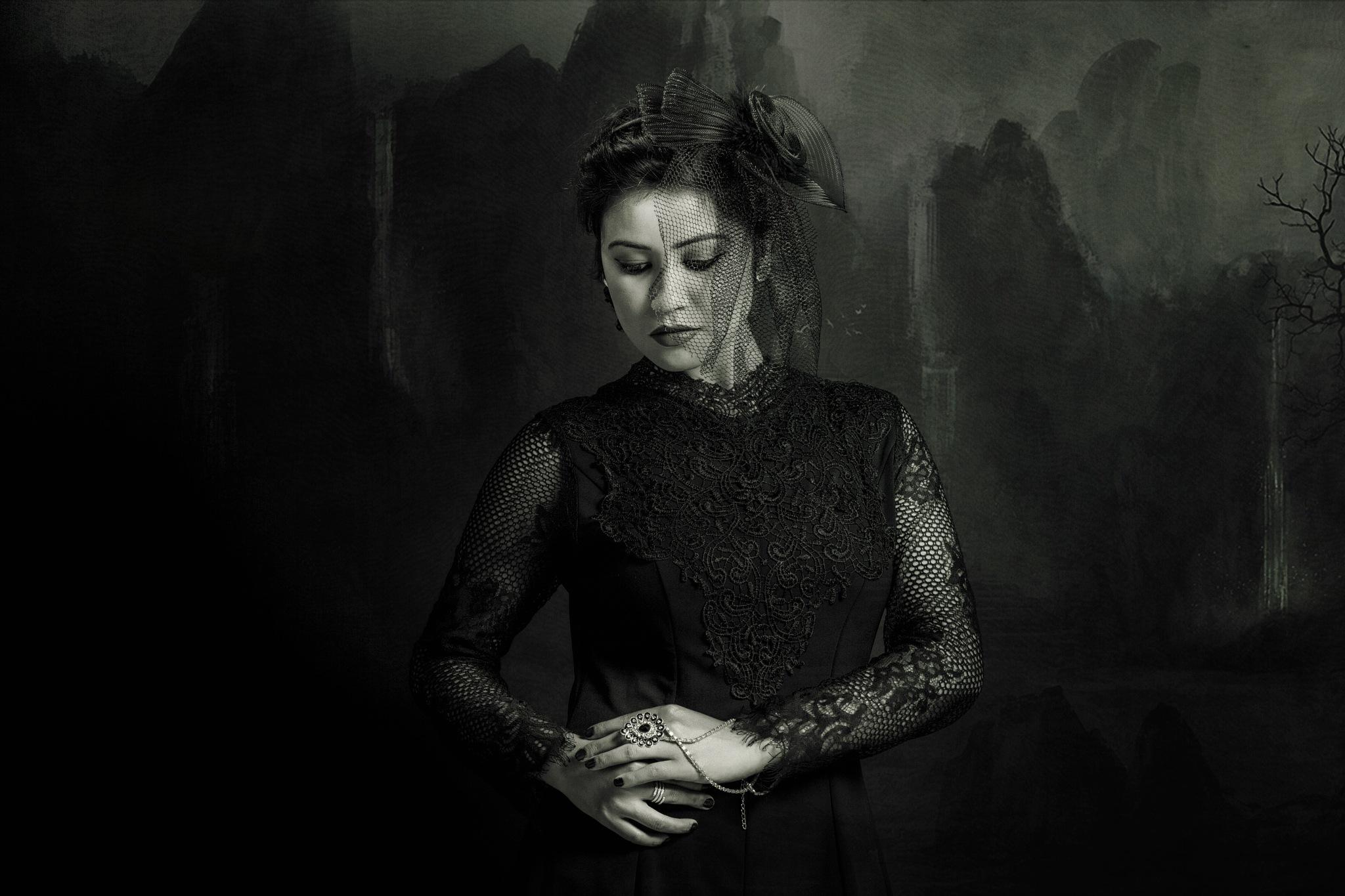 dark beauty by arka.banerjee.samrat