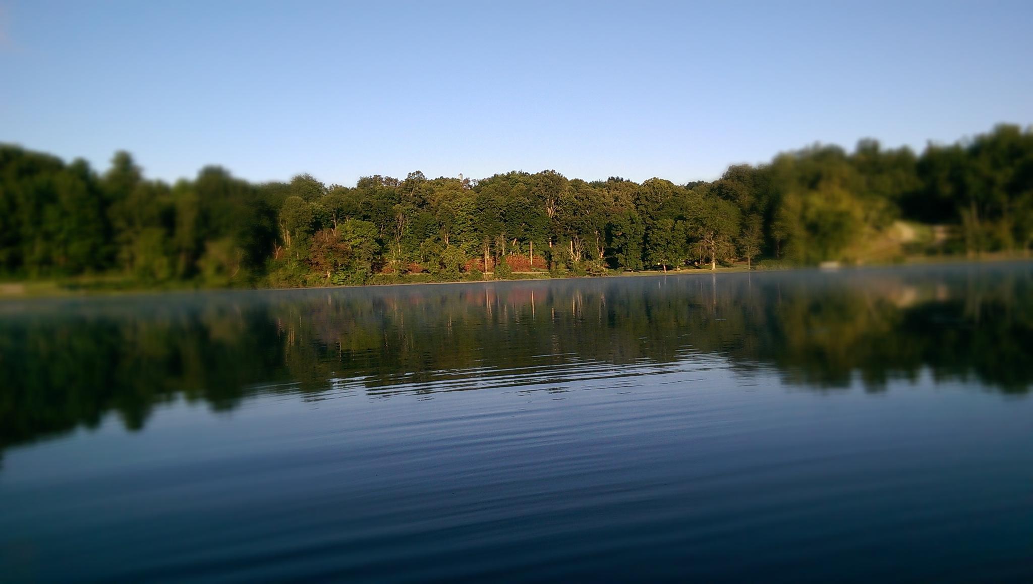 Jackson Lake  by deanna.j.gallion