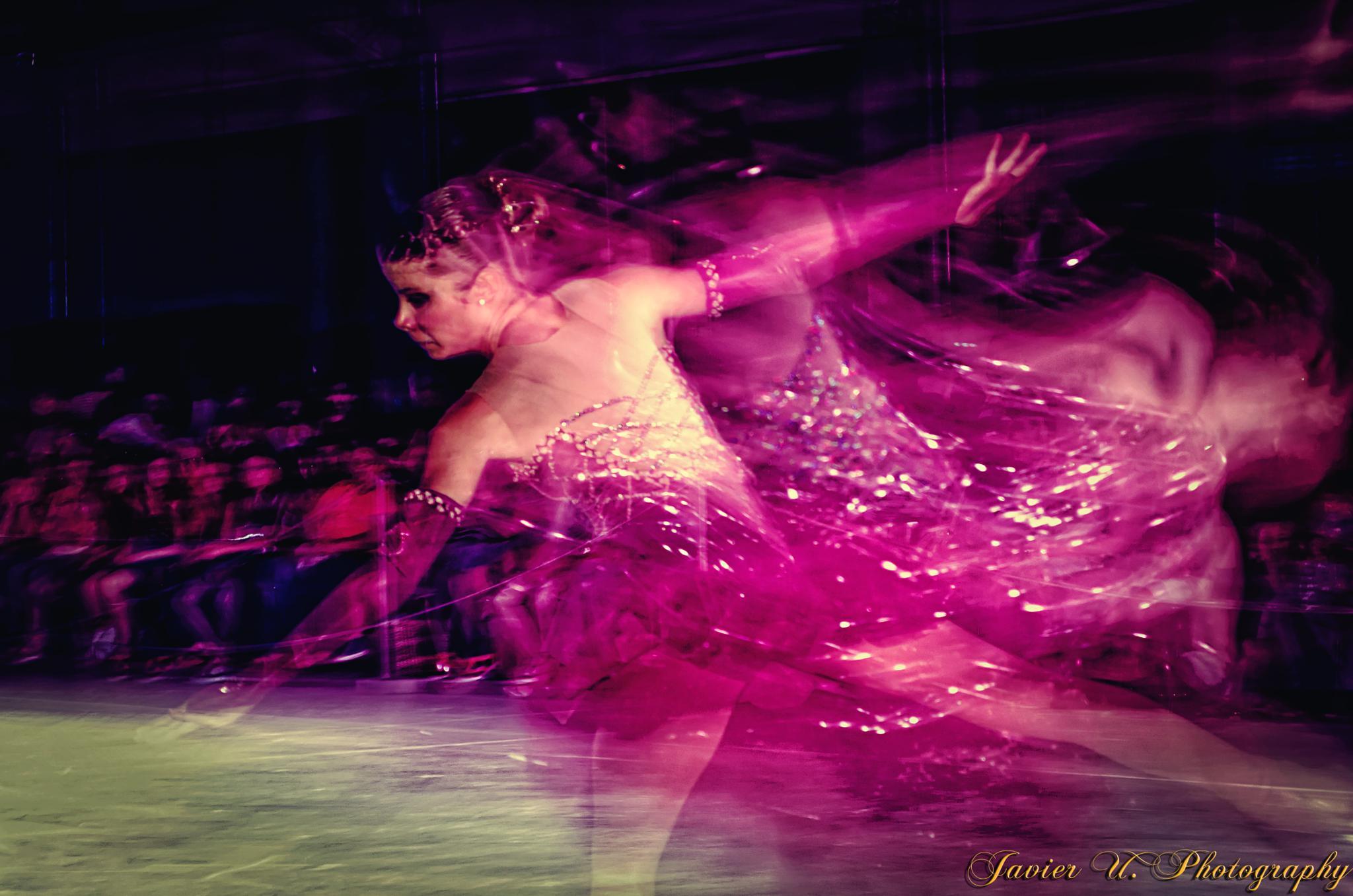 dancer by Chirolin72