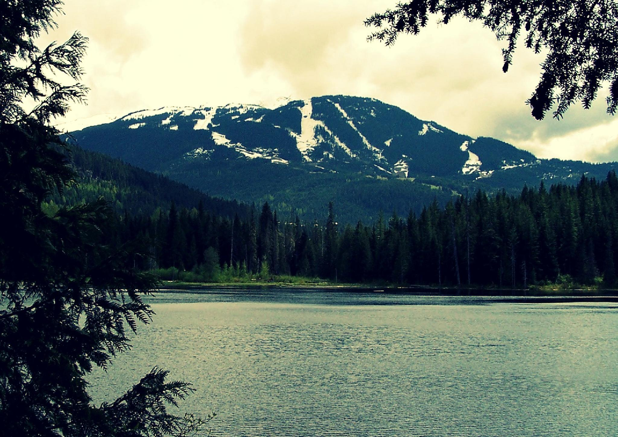 Whistler lake by jessiesmom1