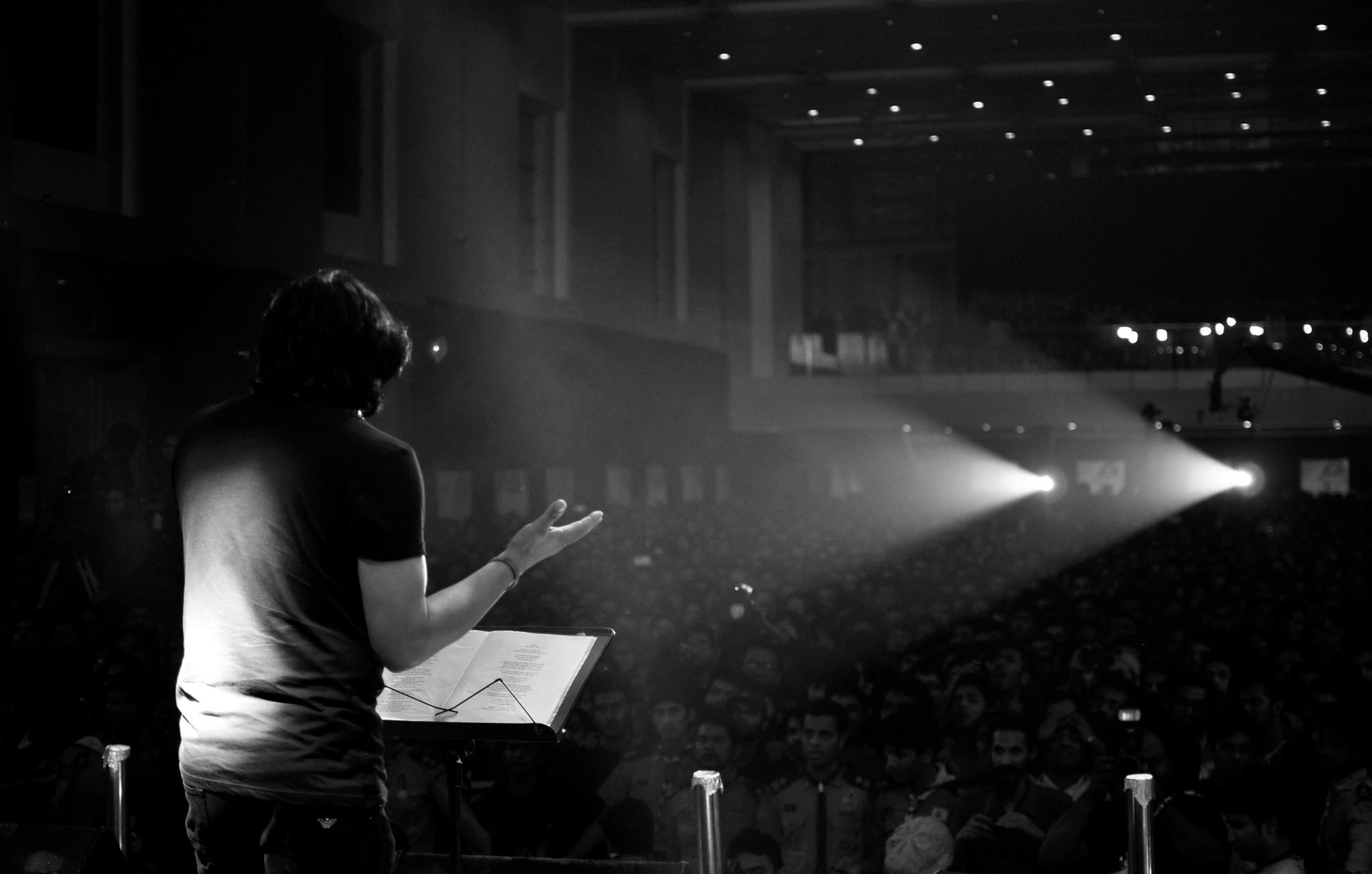 Concert  by Tipu Nirjhor