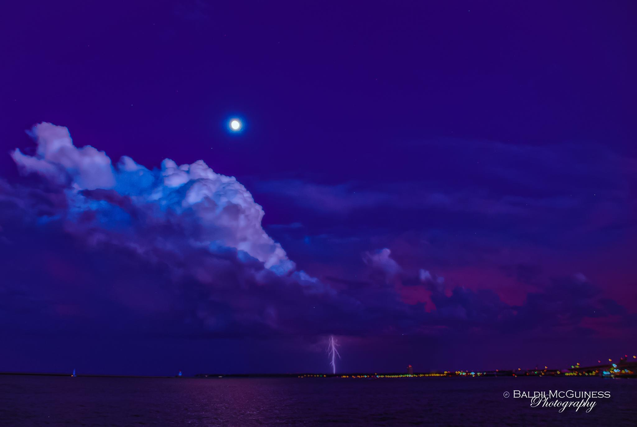 Summer Storm by baldii.mcguiness