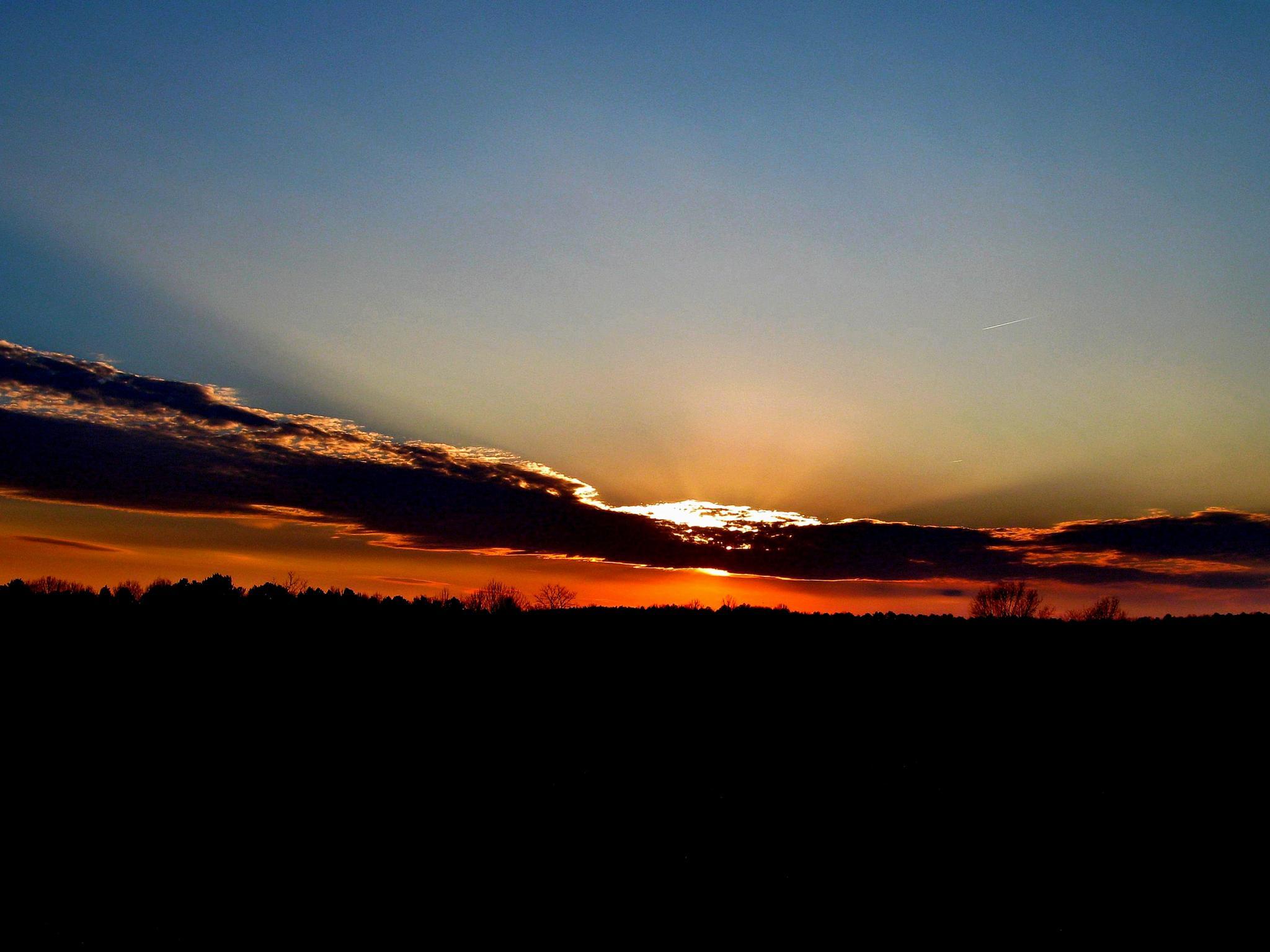 Todays Art 28~Sunsets by Lawrence Scott Hess