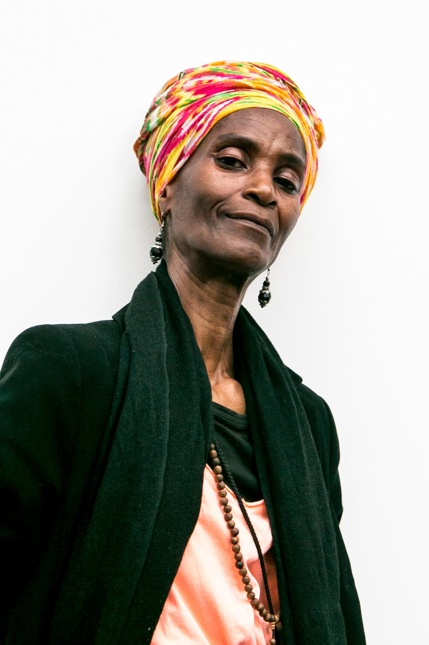 Ethiopian Lady by Lisbet