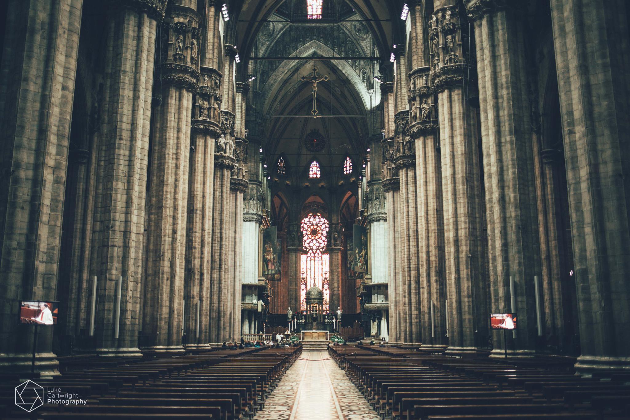 Duomo di Milano|5DMKiii by Luke Cartwright