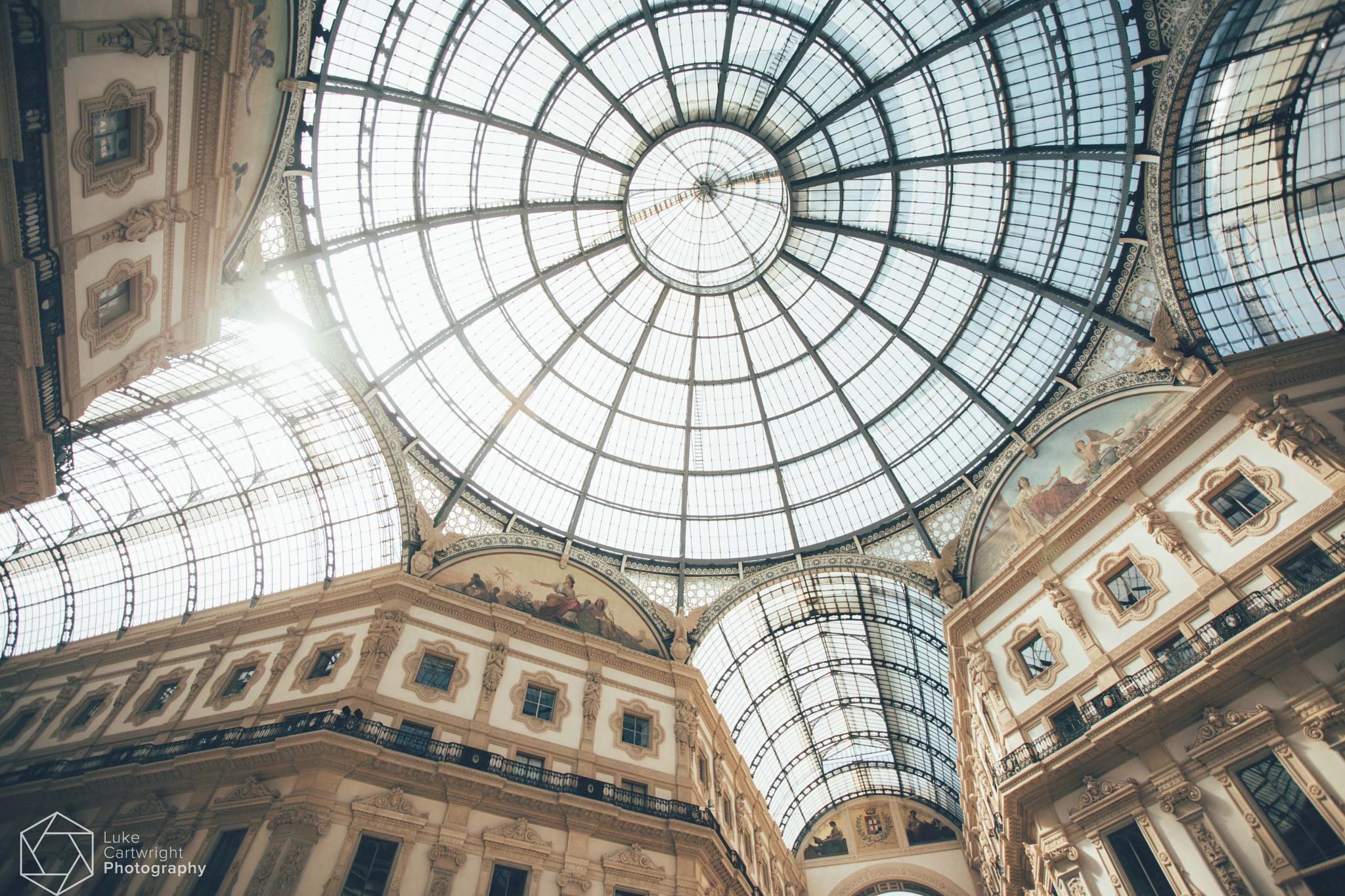 Galleria Vittorio Emanuele II|5DMKIII by Luke Cartwright