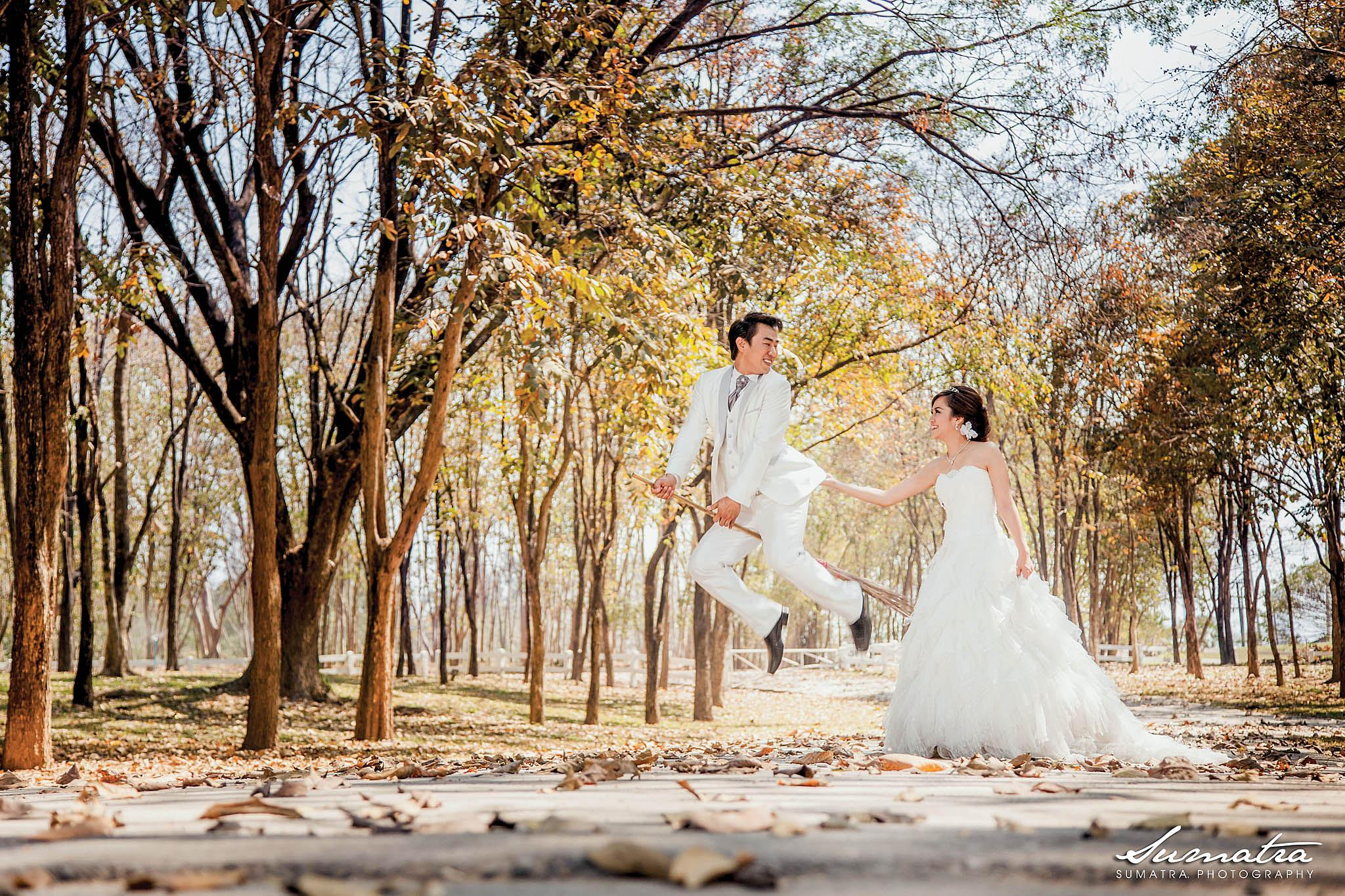 The Pre-Wedding Jump by  Jaaziel Rei Sumatra (JAERS/WINTER)