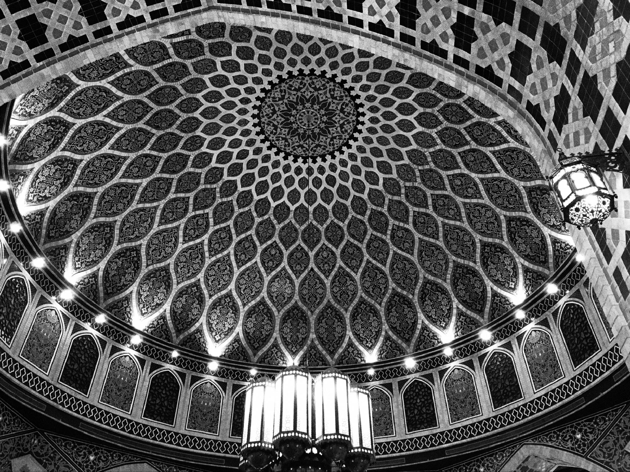 Ebn batuta mall,dubai by Ali Rezvani