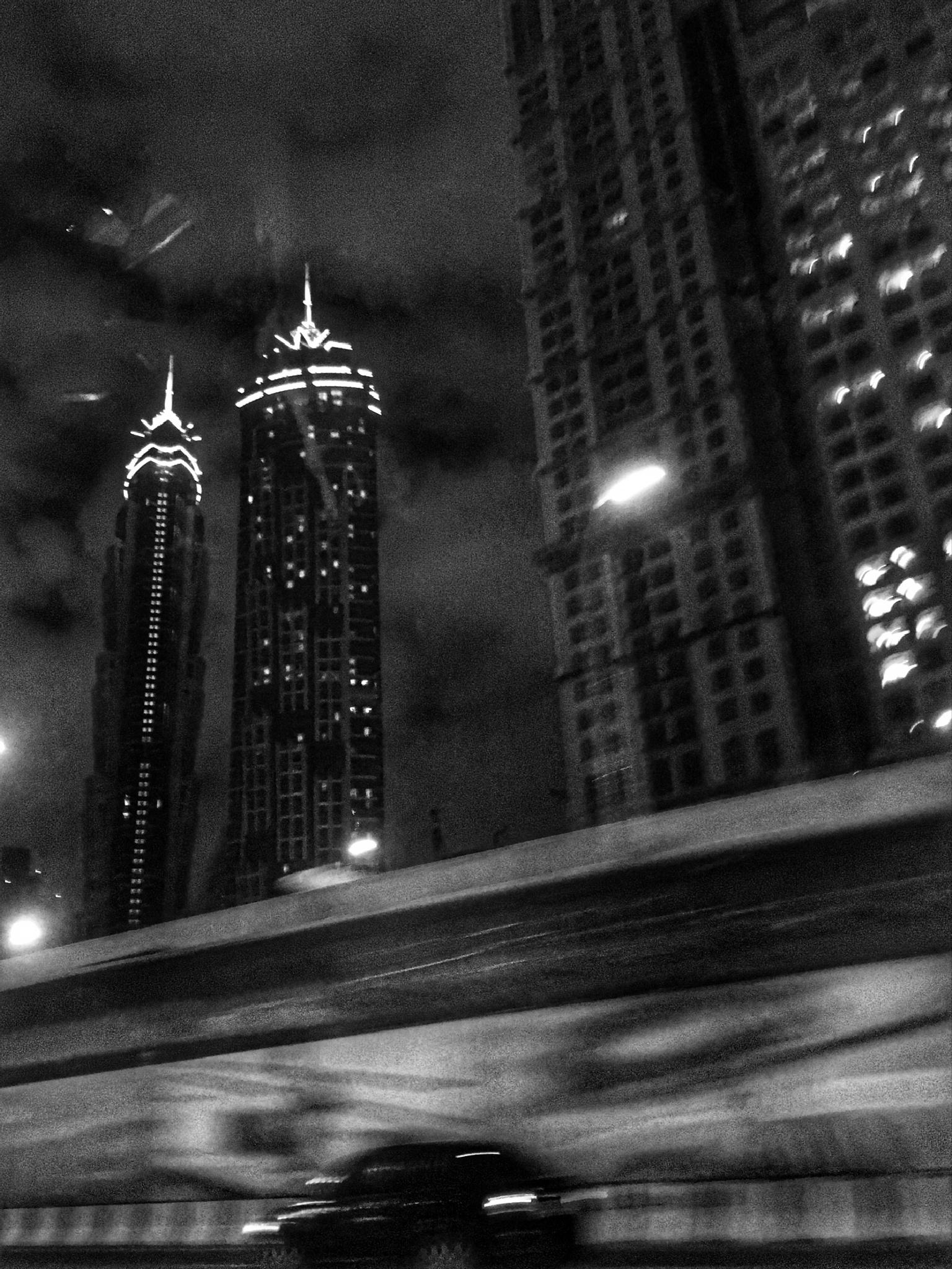 Modern town by Ali Rezvani