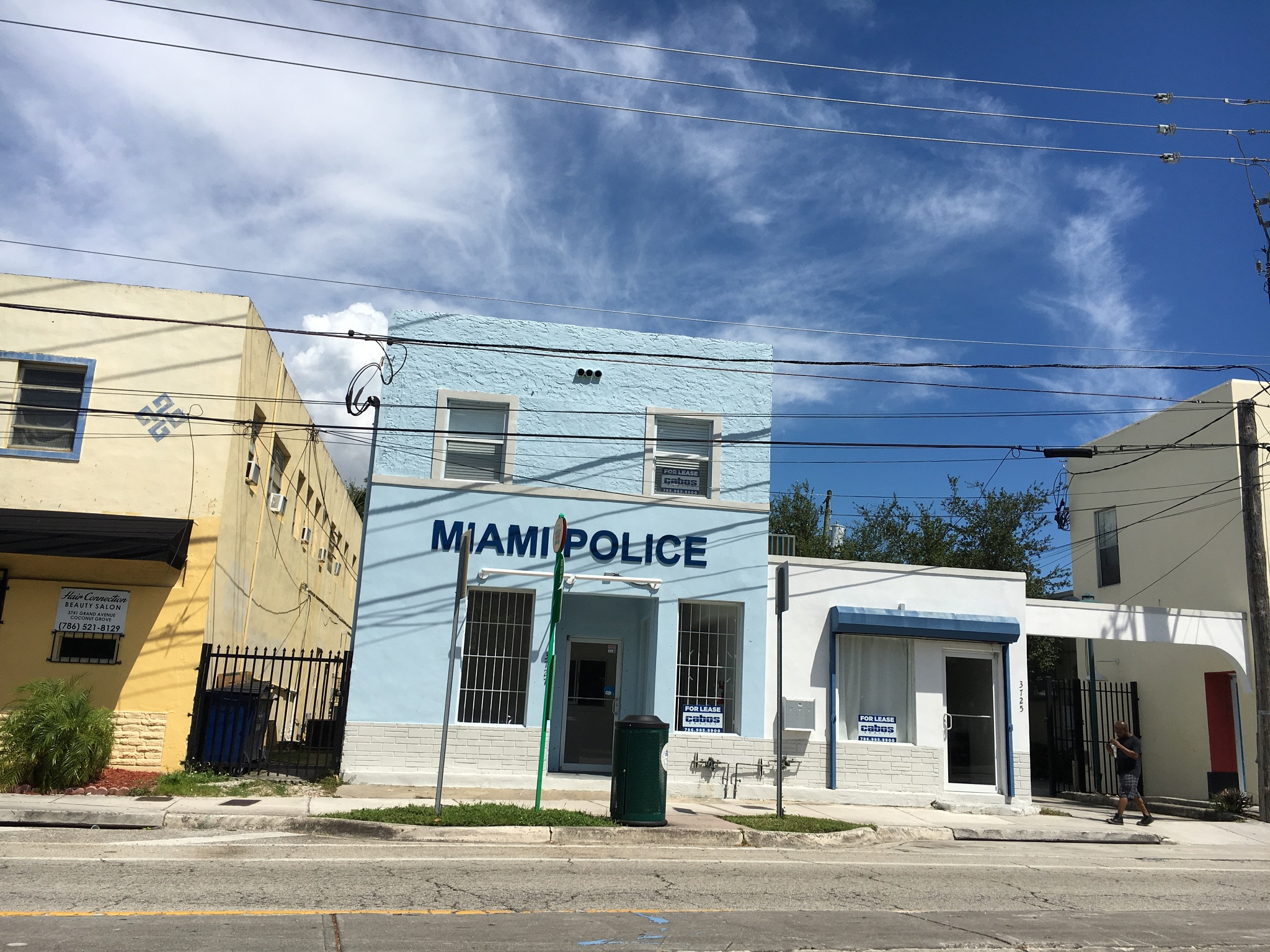 Coconut Grove Old Police Department , Fl by taimyM