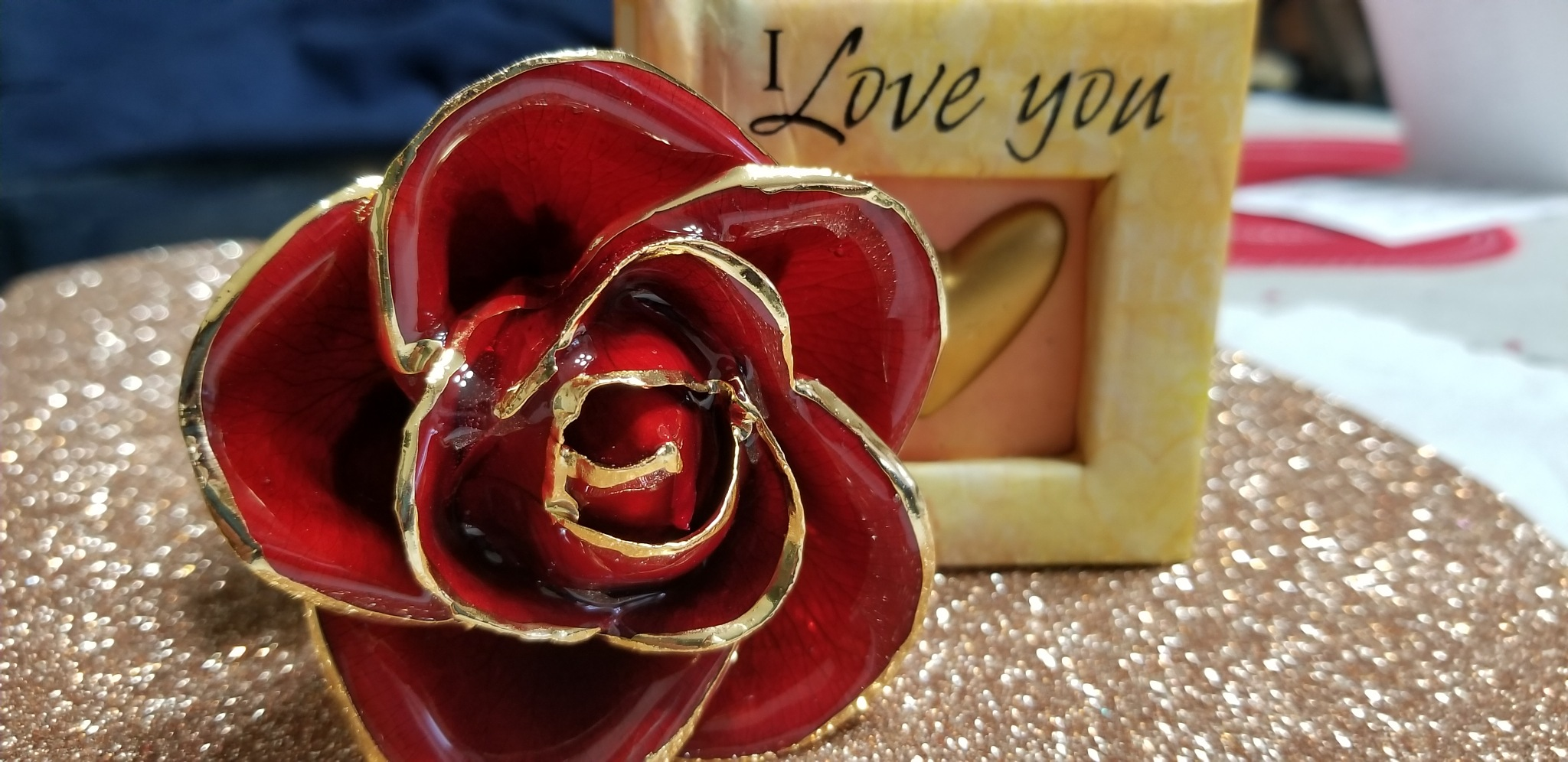 Wishing everybody a very Happy Valentine's day  by denise.bouvier.3