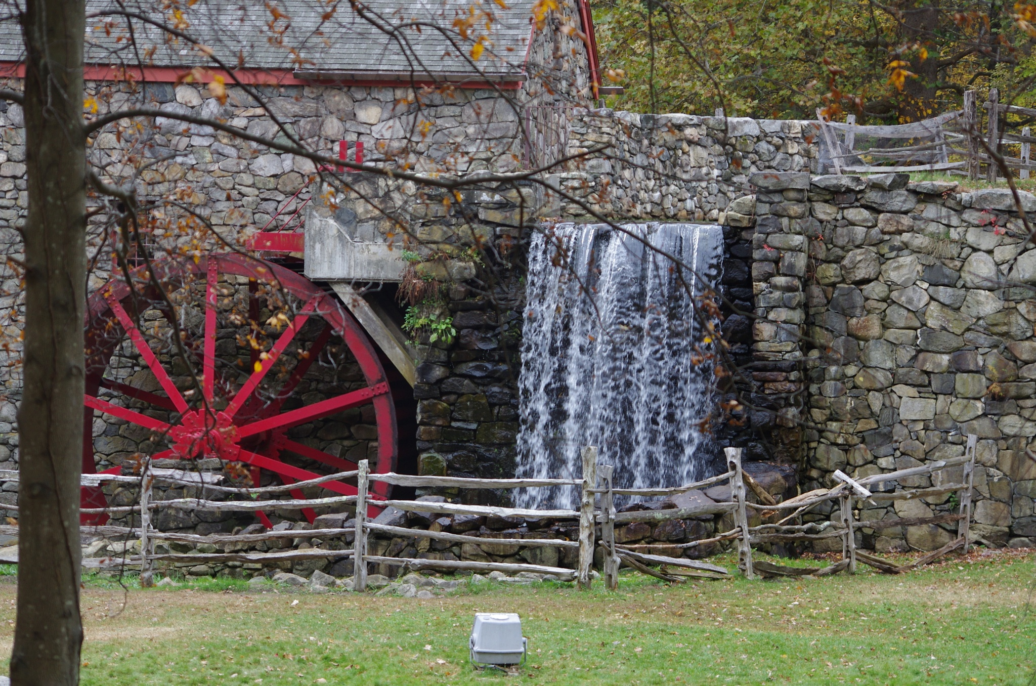 The Grist Mill  by denise.bouvier.3