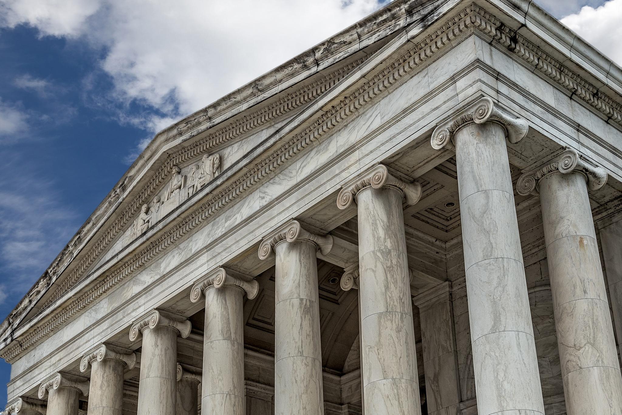 Jefferson Memorial by Michael Rosenthal